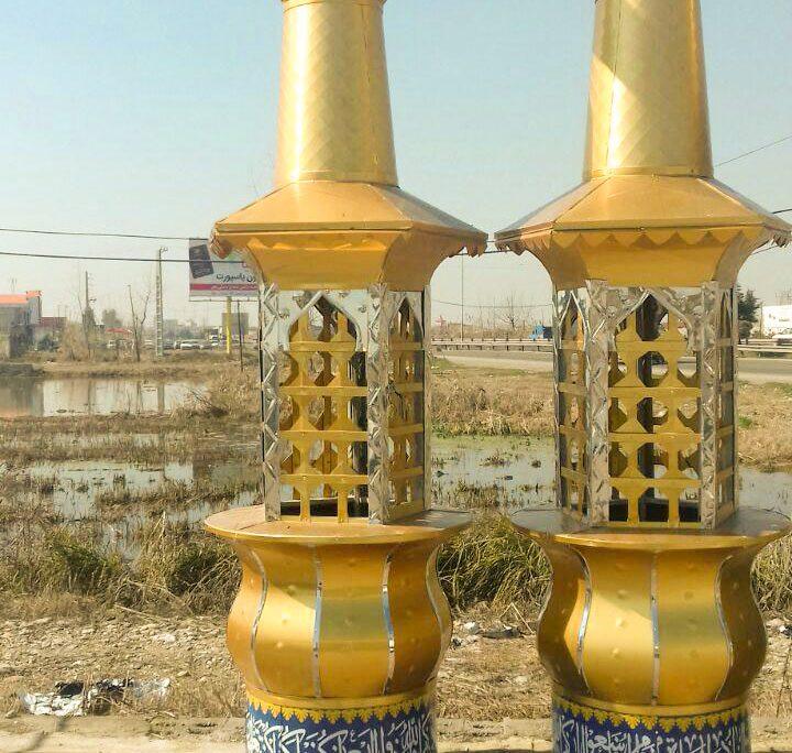 گل دسته مسجد