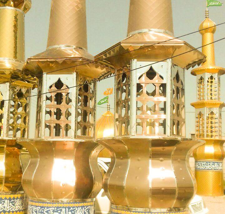 سازنده مناره مسجد