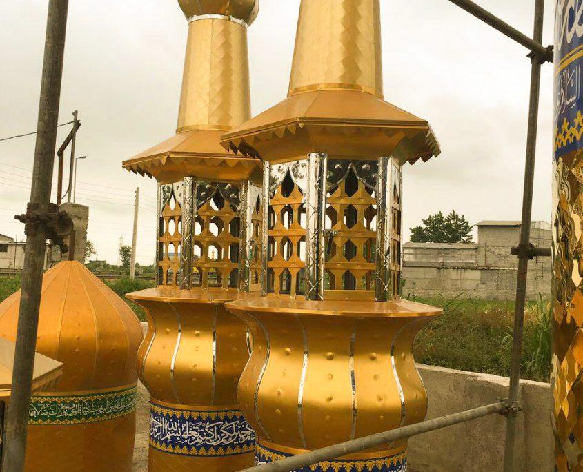 گلدسته مسجد